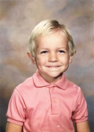 A Young Josh Hansen