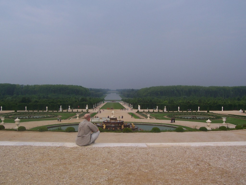 At Versailles 4 June 2007